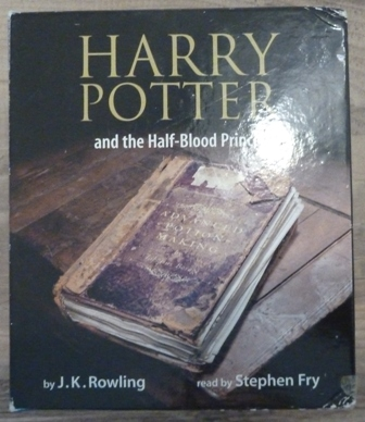 Image for Harry Potter and the Half-Blood Prince (Harry Potter 6): Adult audio cassette  (Audiobook)