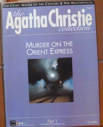 Image for The Agatha Christie Collection Magazine: Part 1: Murder on the Orient Express