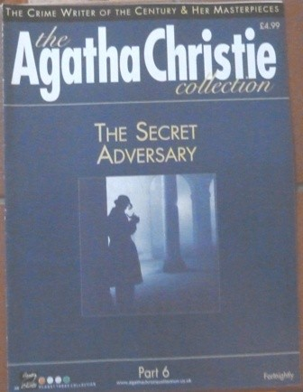 Image for The Agatha Christie Collection Magazine: Part 6: The Secret Adversary