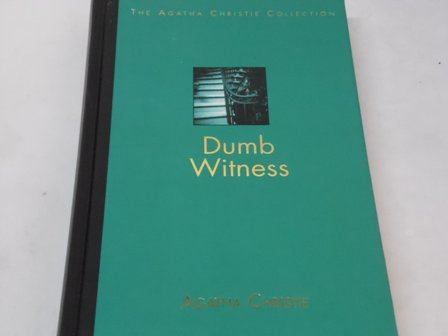 Image for Dumb Witness (The Agatha Christie Collection)