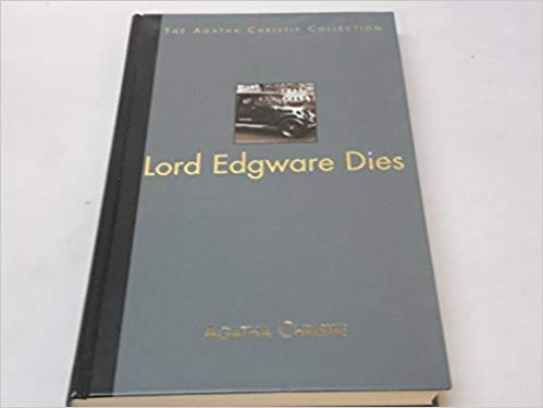 Image for Lord Edgware Dies (The Agatha Christie Collection)