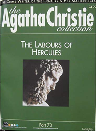 Image for The Agatha Christie Collection Magazine: Part 73: The Labours Of Hercules