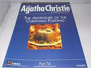 Image for The Agatha Christie Collection Magazine: Part 74: The Adventure Of The Christmas Pudding