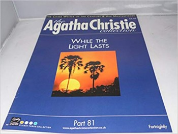 Image for The Agatha Christie Collection Magazine: Part 81: While The Light Lasts