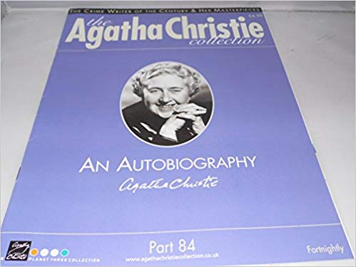 Image for The Agatha Christie Collection Magazine: Part 84:  An Autobiography
