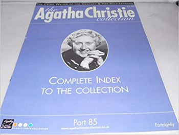 Image for The Agatha Christie Collection Magazine: Part 85: Complete Index to the Collection