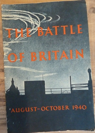 Image for The Battle of Britain, August-October 1940