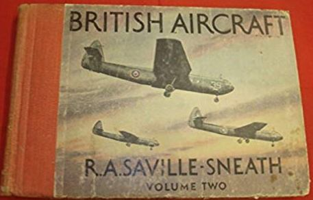 Image for British Aircraft: Volume Two