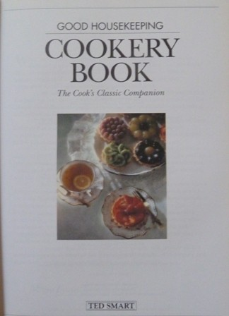 Image for Good Housekeeping Cookery Book
