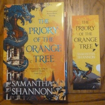 Image for The Priory of the Orange Tree (Signed & Dated) Plus Bookmark