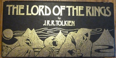 Image for The Lord Of The Rings JRR Tolkien 13 Cassette Box Set (BBC ZBBC 1050)