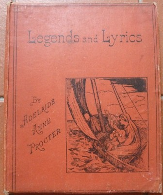 Image for Legends And Lyrics: A Book Of Verses (First And Second Series)