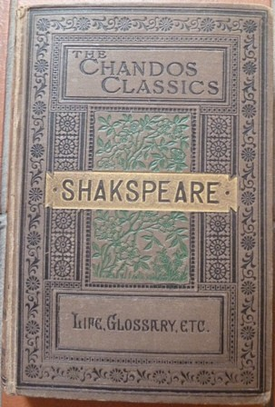 Image for The Works Of Shakspeare (The Chandos Classics)