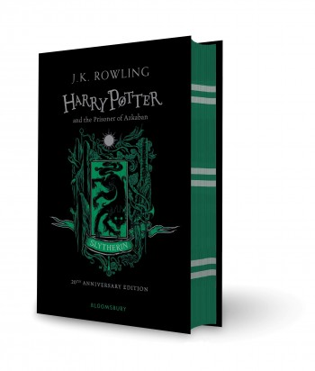 Image for Harry Potter and the Prisoner of Azkaban - Slytherin Edition