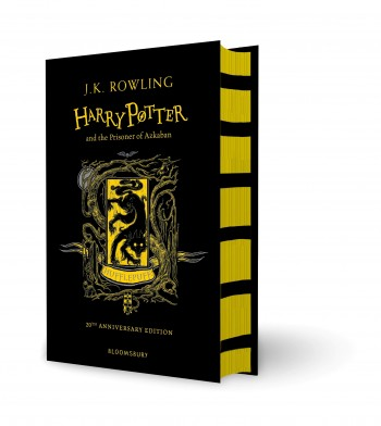 Image for Harry Potter and the Prisoner of Azkaban - Hufflepuff Edition