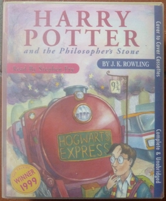 Image for Harry Potter and the Philosopher's Stone (Complete and Unabridged 6 Audio Cassette Set)