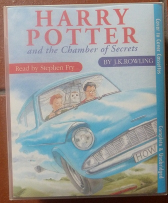 Image for Harry Potter and the Chamber of Secrets (Complete and Unabridged 6 Audio Cassette Set)