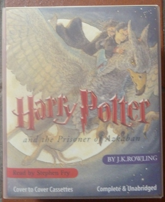Image for Harry Potter and the Prisoner of Azkaban (Complete and Unabridged 8 Audio Cassette Set)