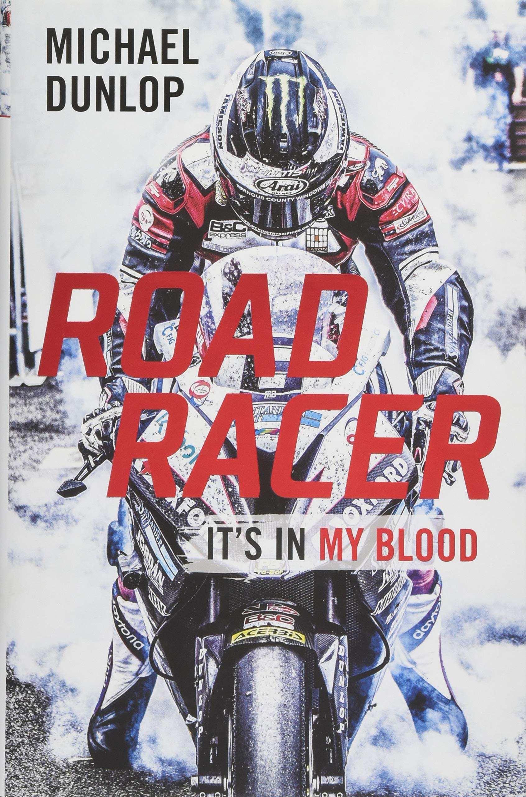Image for Road Racer: It's in My Blood