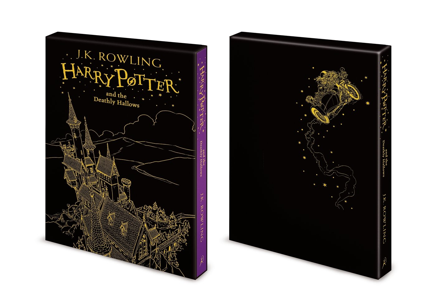Image for Harry Potter and the Deathly Hallows (Harry Potter Slipcase Edition)