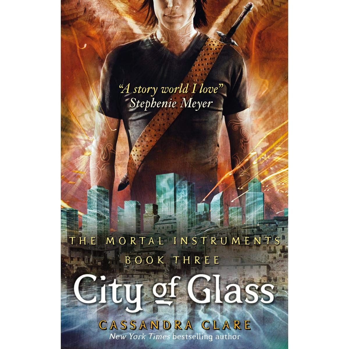 Image for City of Glass (The Mortal Instruments, Book 3)