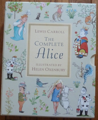 Image for The Complete Alice (Walker Illustrated Classics)