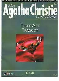 Image for The Agatha Christie Collection Magazine: Part 48: Three Act Tragedy