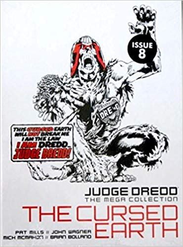 Image for Judge Dredd The Mega Collection issue 8 - The Cursed Earth