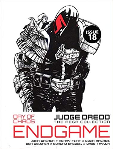 Image for Judge Dredd The Mega Collection issue 18 - Day of Chaos: Endgame