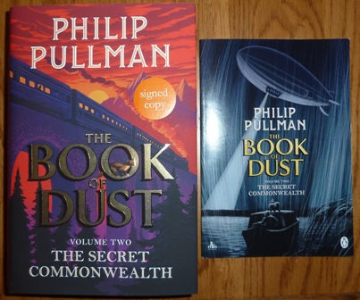 Image for The Secret Commonwealth: The Book of Dust Volume Two (Book of Dust 2) (Signed) Plus Note Book