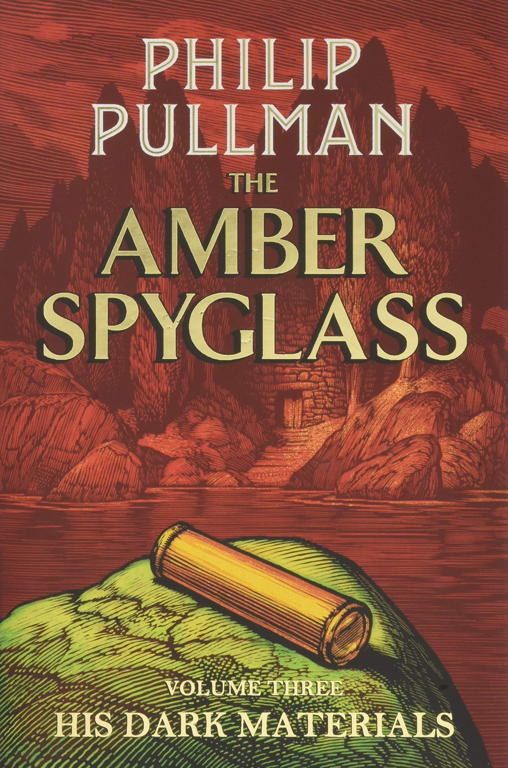 Image for His Dark Materials: The Amber Spyglass