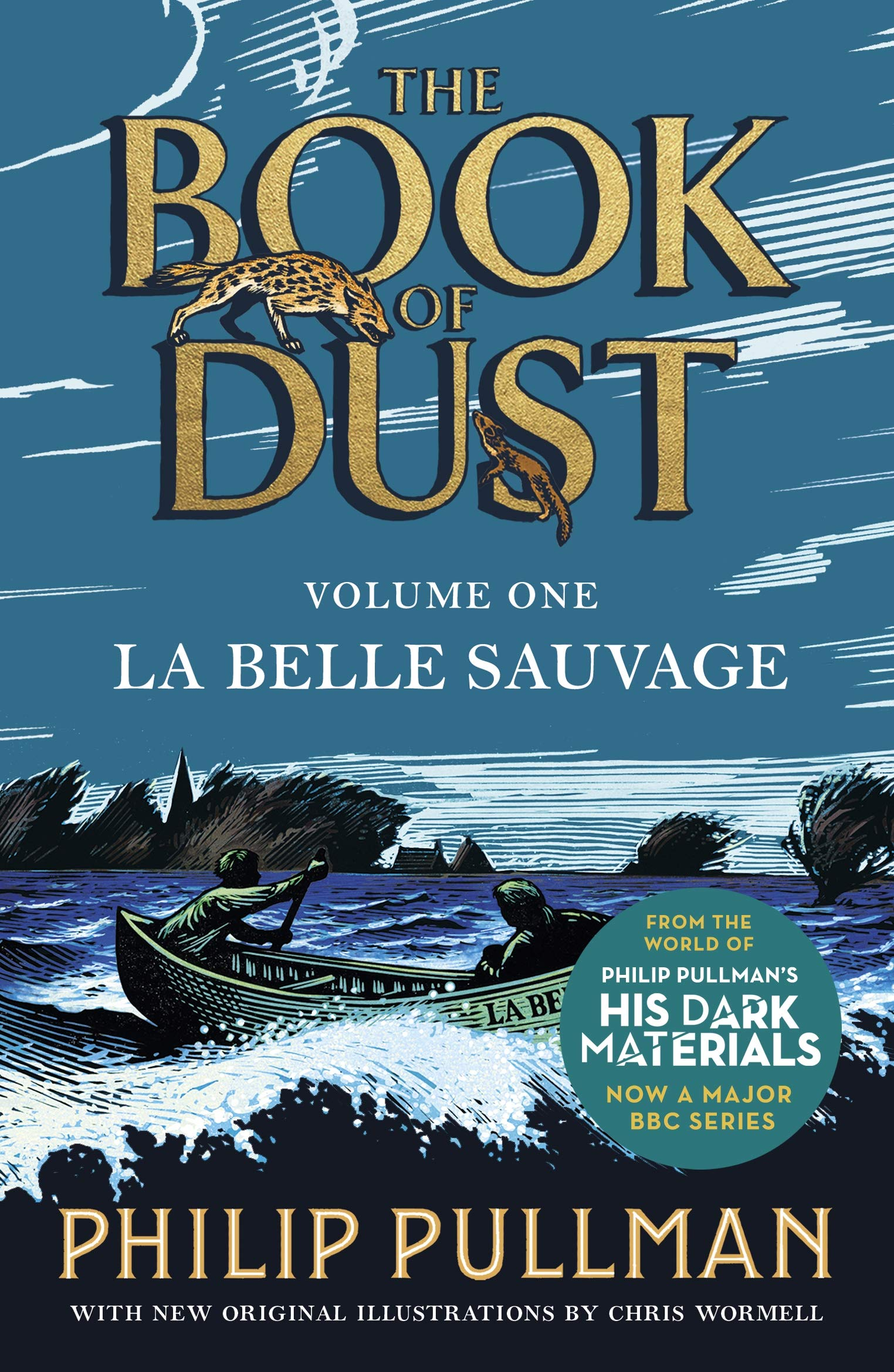 Image for La Belle Sauvage: The Book of Dust Volume One (Book of Dust 1)