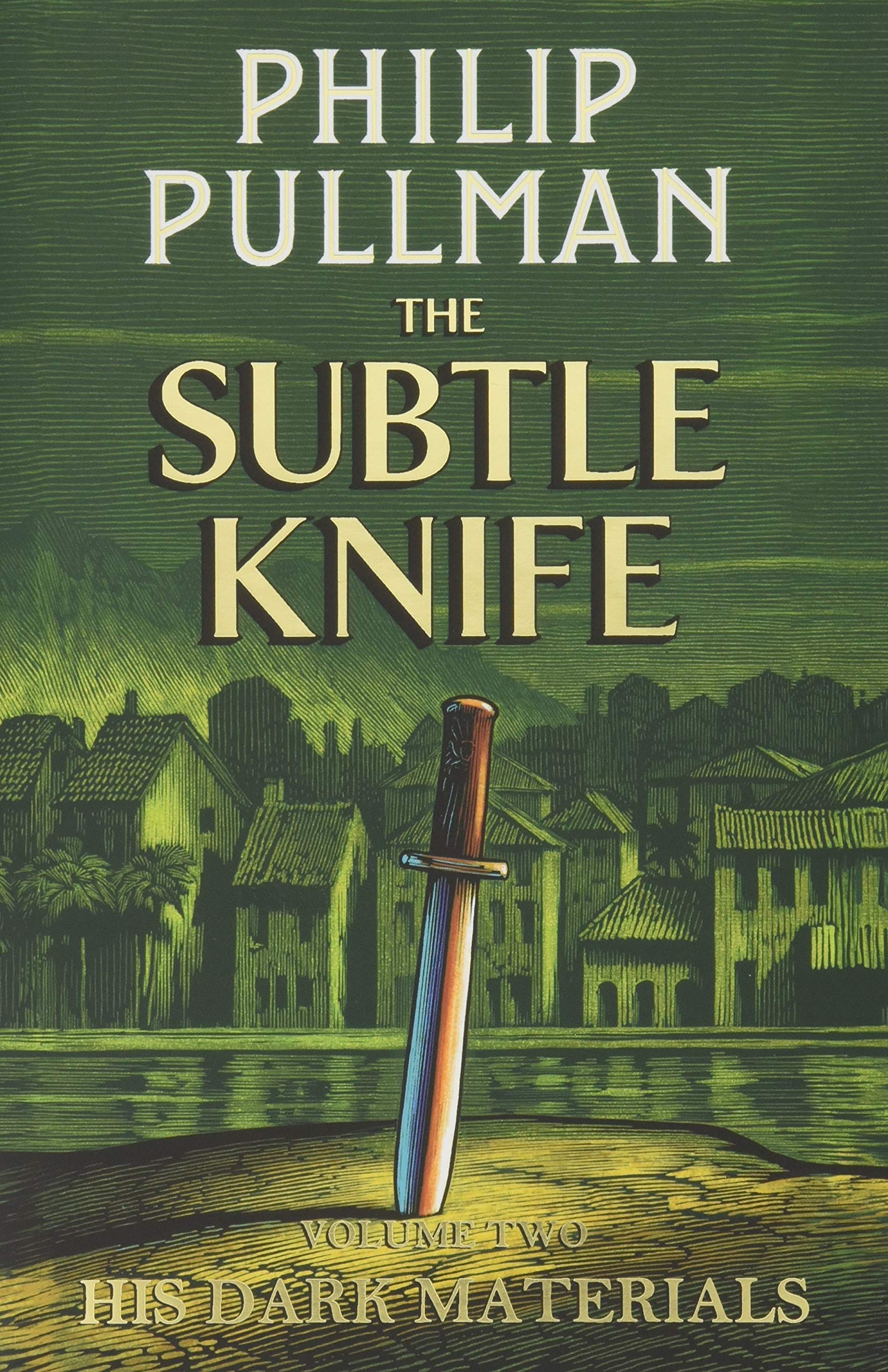 Image for His Dark Materials: The Subtle Knife
