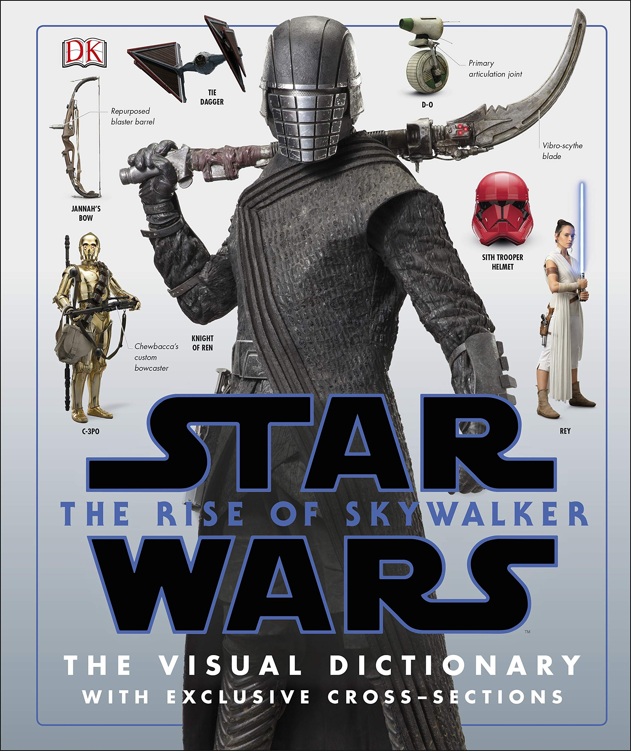 Image for Star Wars The Rise of Skywalker The Visual Dictionary: With Exclusive Cross-Sections (Star Wars the Rise of Skywalkr)