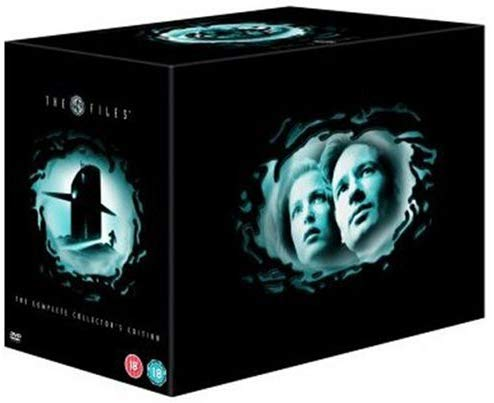 Image for The X Files - The Complete Collector's Edition [DVD] [DVD]
