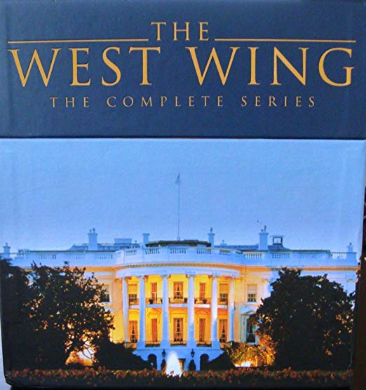 Image for The Complete West Wing: Seasons 1-7 (44 Disc Box Set) [DVD]