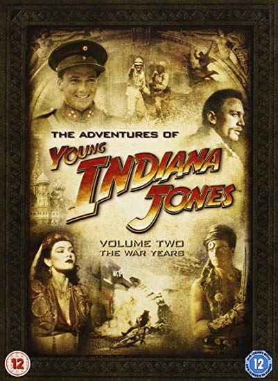 Image for The Adventures Of Young Indiana Jones Vol.2 (9 Disc Box Set) [1992] [DVD]