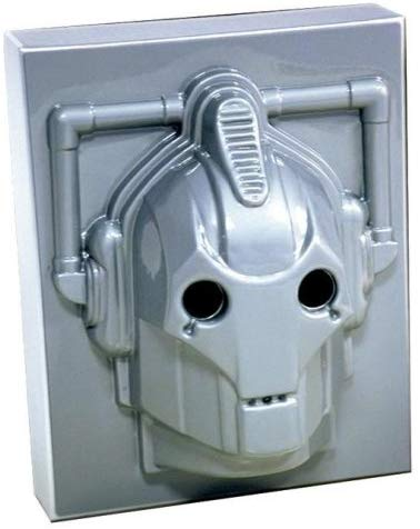 Image for Doctor Who: Complete BBC Series 2 - Limited Edition 'Cyberman Head' Box Set with Lenticular Postcard [2005] [DVD]