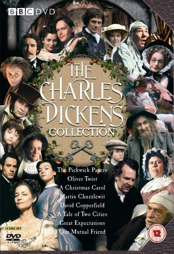 Image for The Charles Dickens BBC Collection [DVD] [1977] [DVD]