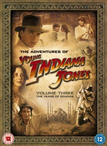Image for The Adventures Of Young Indiana Jones Vol.3 (10-Disc-Set) [DVD]