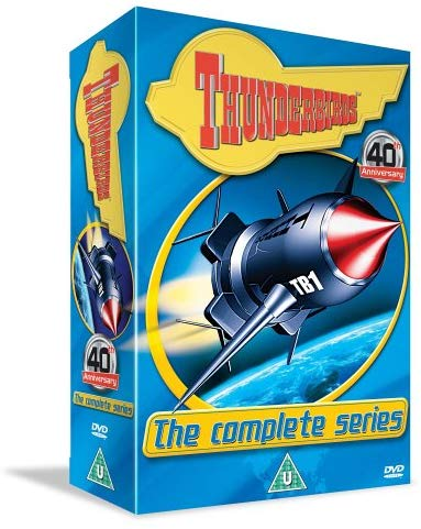 Image for Thunderbirds (The Complete Series) [DVD] [DVD]