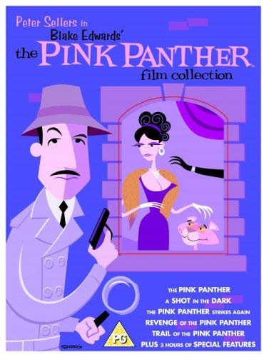 Image for The Pink Panther Film Collection [DVD]