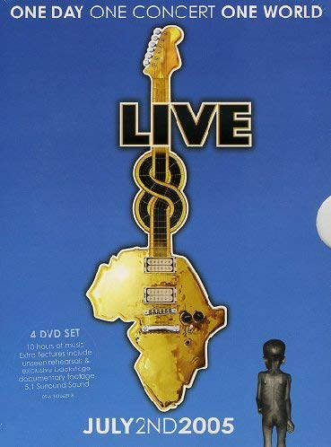 Image for Live 8 [DVD] [2005] [DVD]