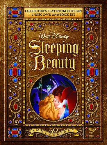 Image for Sleeping Beauty (50th Anniversary Deluxe Edition) - 2 Disc DVD and Book Set [DVD]