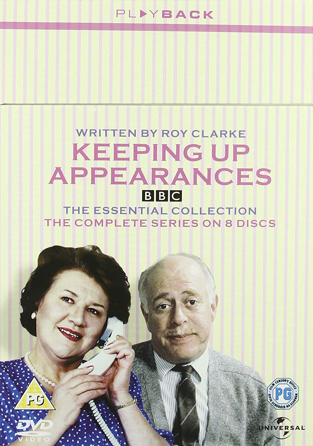 Image for Keeping Up Appearances - The Essential Collection [DVD]