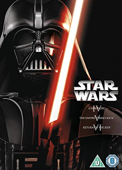 Image for Star Wars: The Original Trilogy (Episodes IV-VI) [DVD] [1977] [DVD]