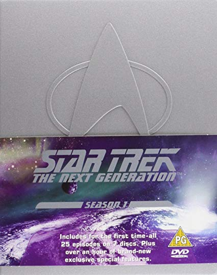 Image for Star Trek: The Next Generation - Season 1 [DVD] [1990] [DVD]