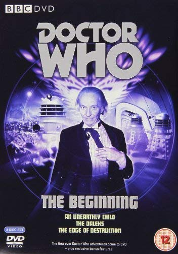 Image for Doctor Who - The Beginning (An Unearthly Child [1963] / The Daleks [1963] / The Edge of Destruction [1964]) [DVD]