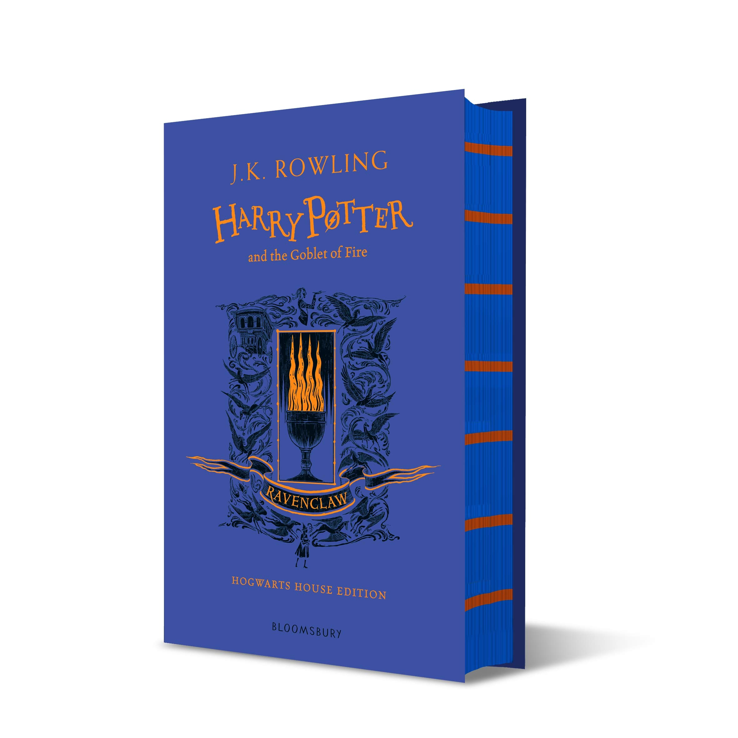 Image for Harry Potter and the Goblet of Fire   Ravenclaw Edition (Harry Potter House Editions)