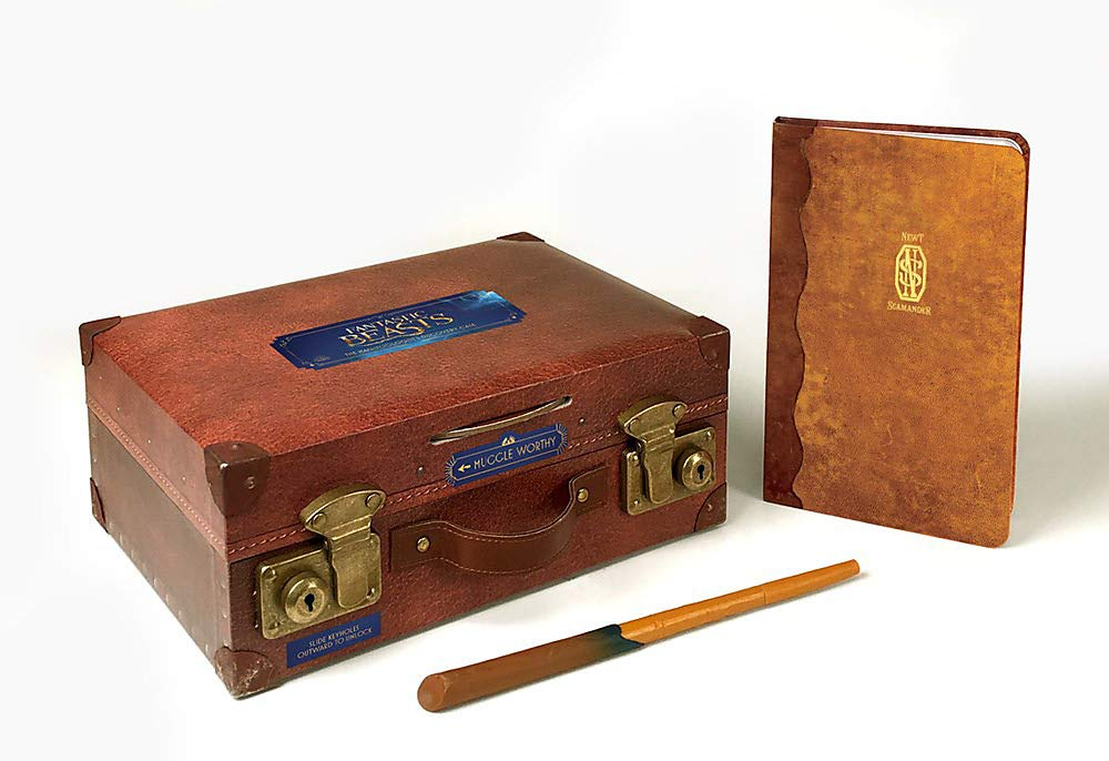 Image for Fantastic Beasts: The Magizoologist's Discovery Case